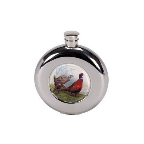 pheasant flask, Gift