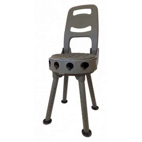 Stag All Terrain Shooting swivel seat (folding)