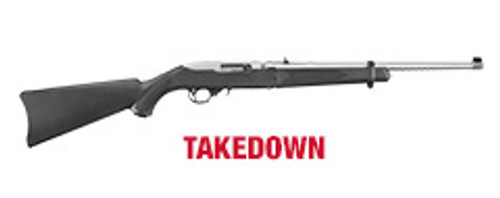 Ruger 10/22 Takedown Stainless