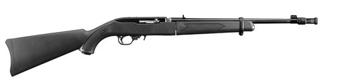 Ruger 10/22 Takedown Satin Black