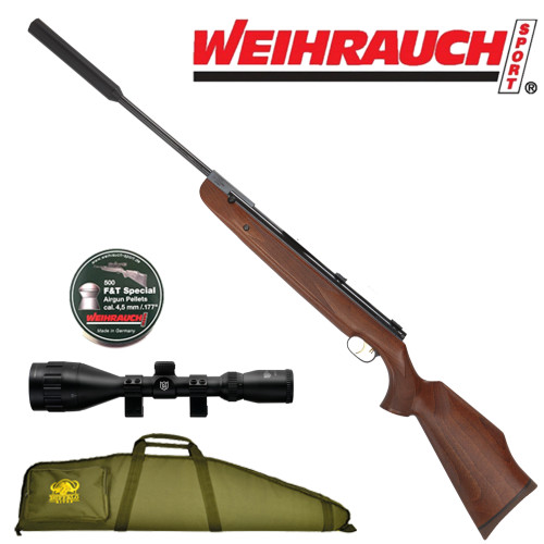 Weihrauch HW95K inc Silencer Package