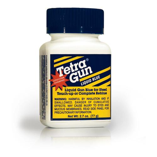 Tetra Liquid Blue 2.7oz, Gun Cleaning, Gun Maintenance, UK