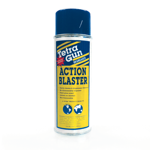 Tetra Action Blaster Degreaser 12oz