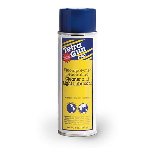 Tetra Gun Spray Lubricant 8.0z