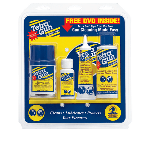Tetra 4 in 1 Cleaning Pack