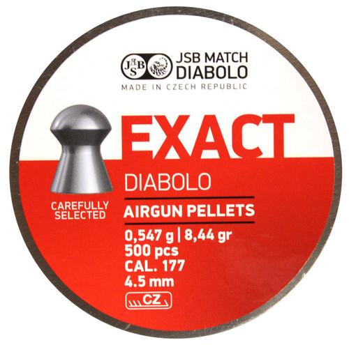 JSB Exact .177 (4.51) Pellets
