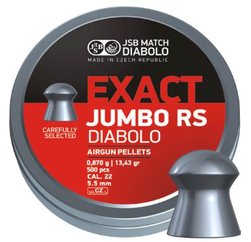 JSB Exact Jumbo RS .22