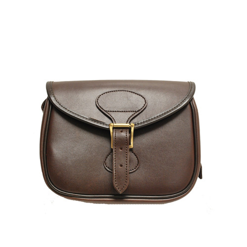 Chawton Leather Cartridge bag
