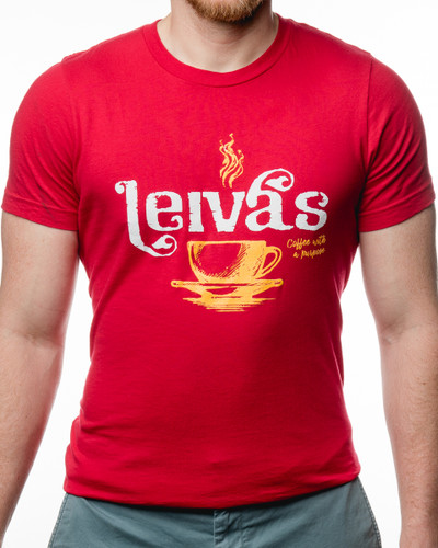 Leiva's T-Shirt (Cup)