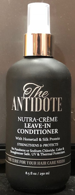 The Antidote (Nutra-Creme Leave-In Conditioner For the Hair & Beard)