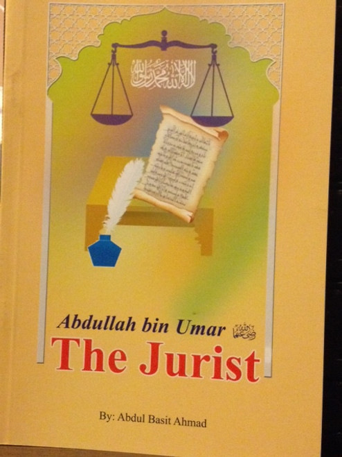 Abdullah Bin Umar (The Jurist) By Darussalam