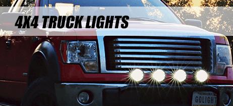 4X4 Truck Lights