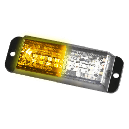 Amber White Strobe Lights