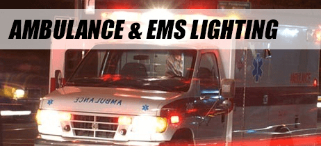Ambulance LED Lights & Sirens