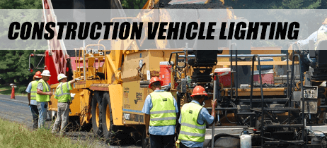 Construction Vehicle Lighting