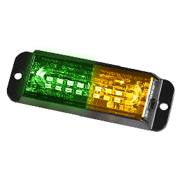 Green Amber Strobe Lights