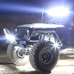 Jeep Off Road Lighting