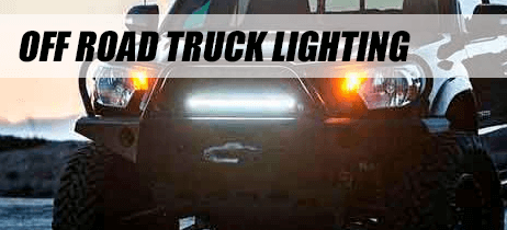 Off Road Truck Lights
