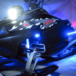 Snowmobile Lighting