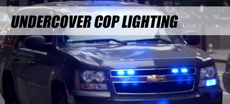 Undercover Cop Lights