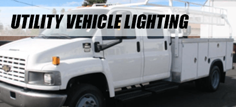 Utility Vehicle Lighting