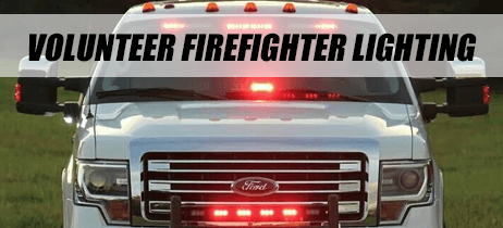VOLUNTEER FIREFIGHTER LIGHTS