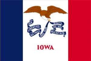 iowa-state-flag