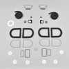 Mopar A Body 66 Dart Paint Exterior Gasket Set