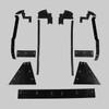 Mopar A Body 66 Dart MEGA Splash Shield Set -Manual