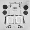 Mopar B Body GTX Sport Satellite Paint Exterior Gasket Set