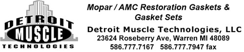 Detroit Muscle Technologies, LLC