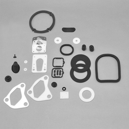 Mopar B Body 71-74 Mega Non AC Firewall Gasket Set - MANUAL