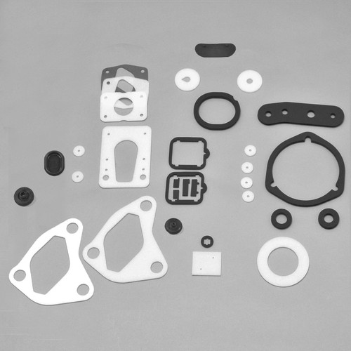Mopar B Body 71-74 Mega AC Firewall Gasket Set - MANUAL