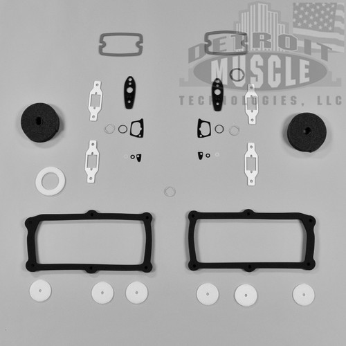 Mopar A Body 73 74 75 76 Duster Paint Exterior Gasket Set