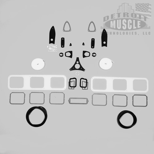 Mopar B Body 64 Polara 500 Paint Exteroir Gasket Set