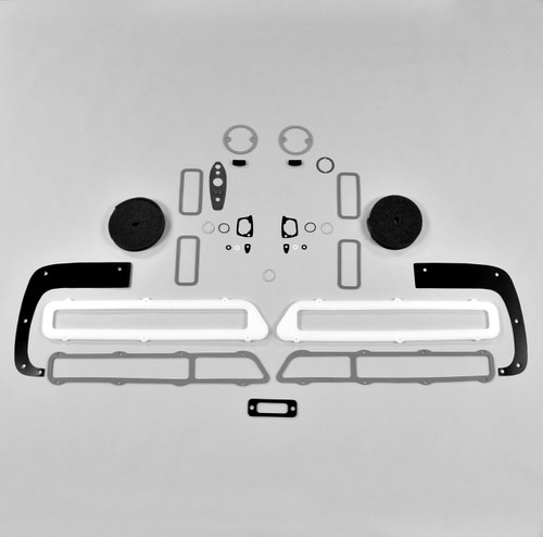 Mopar B Body 69 Coronet Super Bee Paint Exterior Gasket Set