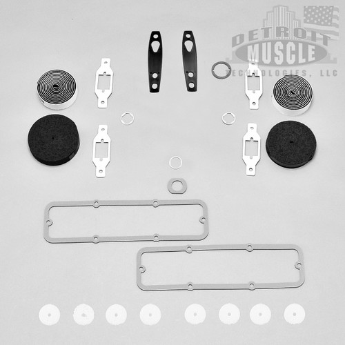 Mopar B Body 73 74 Roadrunner Satellite Paint Exterior Gasket Set