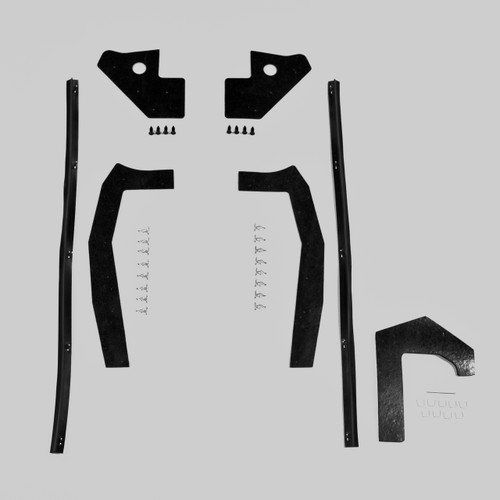 Mopar A Body 70 71 72 Duster Scamp MEGA Splash Shield Set -Auto