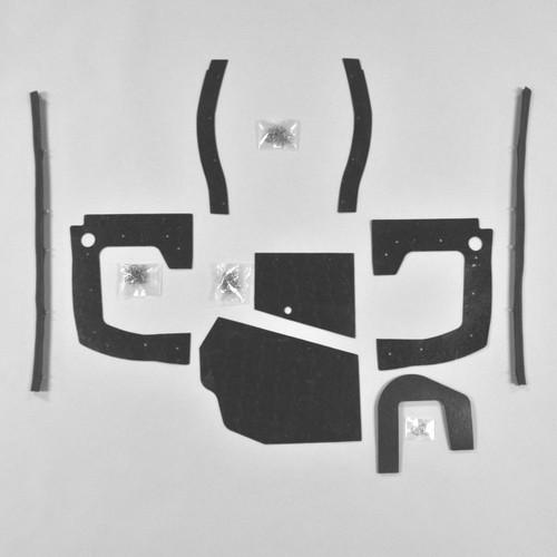 Mopar B Body 68 69  Belvedere GTX Roadrunner Satellite MEGA Splash Shields Set -Auto
