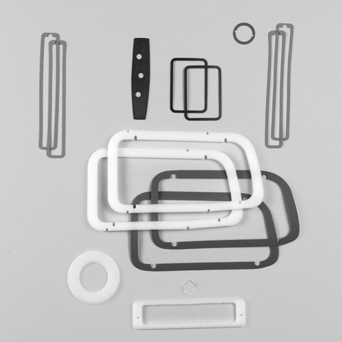 Mopar E Body 1971 71 Barracuda Paint Exterior Gasket Set BASIC
