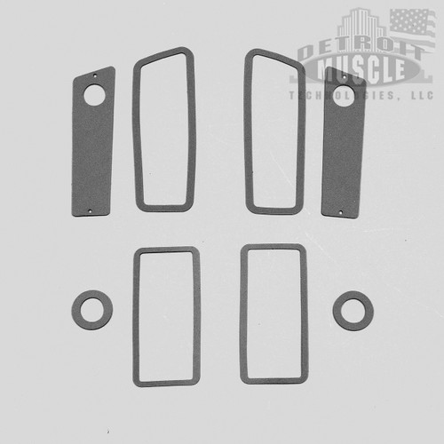 Mopar B Body 70 Superbird Side Marker Light Gaskets