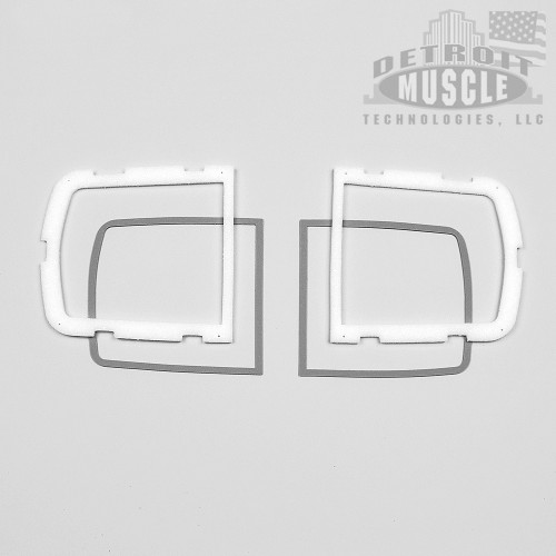 Mopar B Body 68  Roadrunner Satellite GTX Taillight Gaskets
