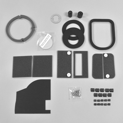 Mopar  E Body 70-74 BIG NON AC Heater Box Rebuild Restoration Seal Gasket Kit
