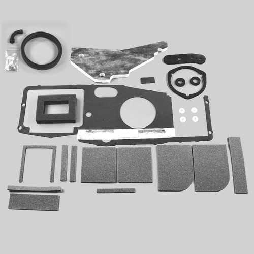 Mopar  E Body 70-74 BIG AC Heater Box Rebuild Restoration Seal Gasket Kit