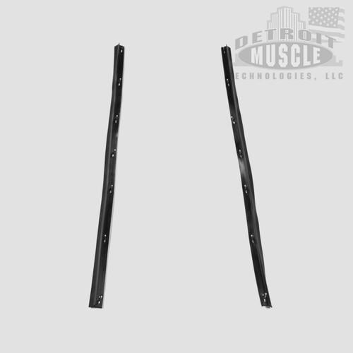 Mopar A Body 63-66 Rear Splash Shield Side Strips