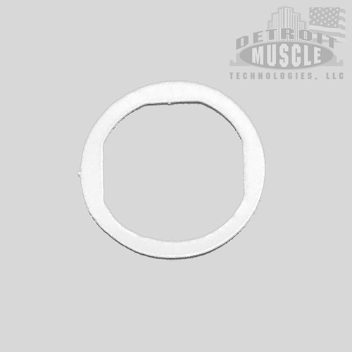 Mopar A B E Body 73-88 Trunk Lock Gasket - GRAY