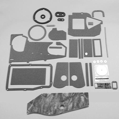 Mopar A Body 73-76 AC Heater Box Rebuild Restoration Seal Gasket Kit
