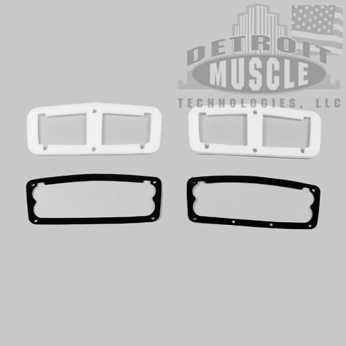 Mopar B Body 64 Belvedere, Fury, Savoy Taillight Gaskets