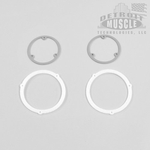 Mopar A body 63 Dart Taillight Gaskets