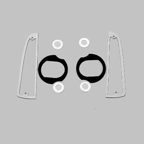 Mopar B Body 63 64 65 Belvedere Reverse Light Gaskets (pair)